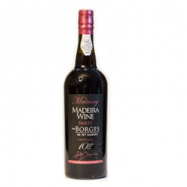 Madeira Wine H.M.Borges Sweet Malmsey 10 Years 75Cl