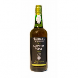 Madeira Wine H.M.Borges Dry Reserve 5 Years 75Cl