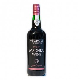 Madeira Wine H.M.Borges Sweet 75Cl