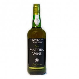 Madeira Wine H.M.Borges Dry 75Cl