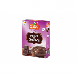 Mousse Condi Chocolate-Choc.Flavored Mousse 150Gr
