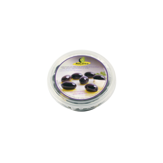 Maçarico  Galega Olives W/ Olive Oil And Garlic 150G