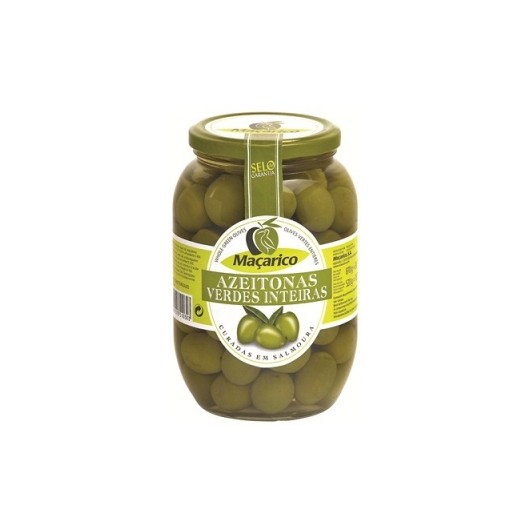 Maçarico Green Olives 520g