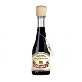 Vinegar Cristal Gourmet Balsamic (D+) 6 Acidity 250ml