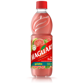 Suco Maguary Concentrate Guava Pet 500ml