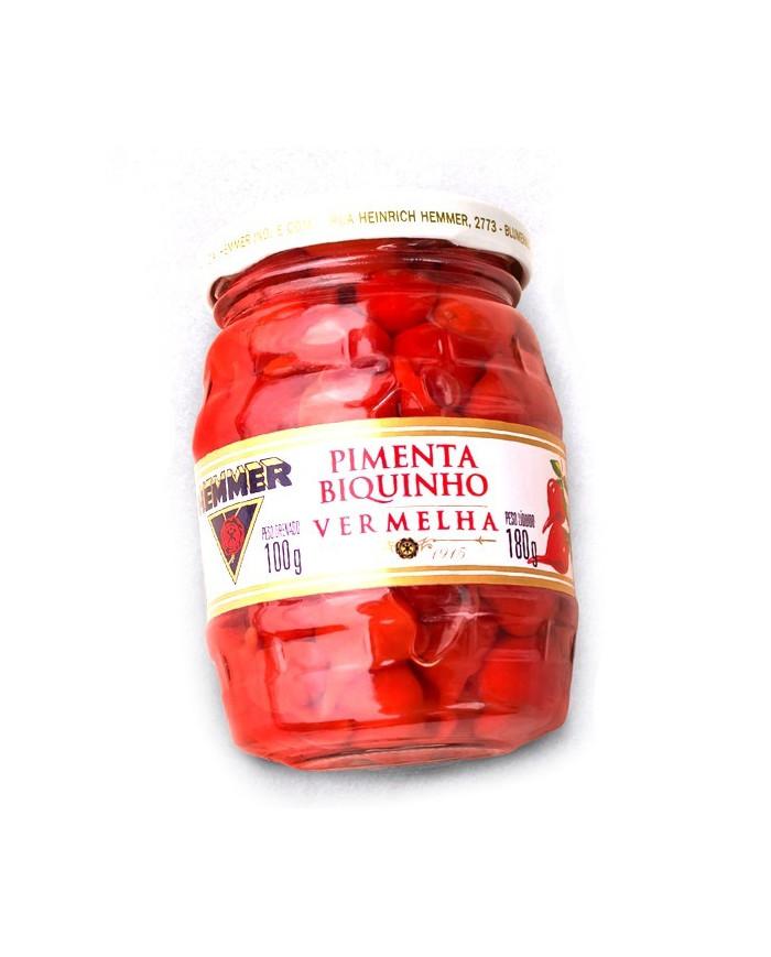 Pimenta Biquinho Hemmer Frasco 200Gr X 1